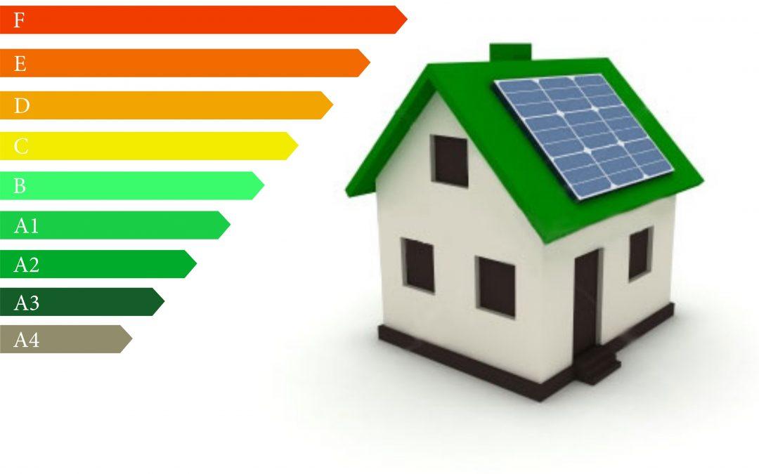 Classe Energetica: Da A4 a G tutte le Classi Energetiche